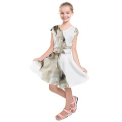 Papillon Full Kids  Short Sleeve Dress