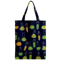 Science Geek Zipper Classic Tote Bag