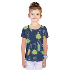 Science Geek Kids  One Piece Tee