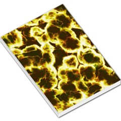 Abstract Pattern Large Memo Pads