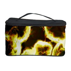 Abstract Pattern Cosmetic Storage Case