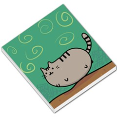 Fat Cat Small Memo Pads