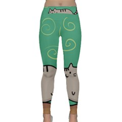 Fat Cat Classic Yoga Leggings