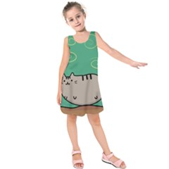 Fat Cat Kids  Sleeveless Dress