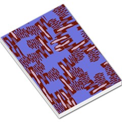 Ikat Sticks Large Memo Pads