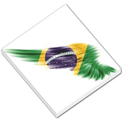Flag Of Brazil Small Memo Pads