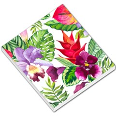Vector Pattern Tropical Small Memo Pads