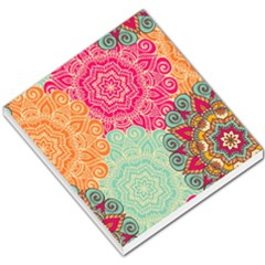 Art Abstract Pattern Small Memo Pads