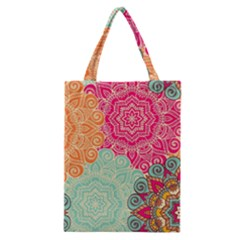 Art Abstract Pattern Classic Tote Bag