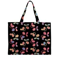 Elegant Garden Medium Tote Bag