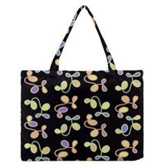 Magical Garden Medium Zipper Tote Bag