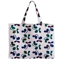 Green Garden Medium Tote Bag