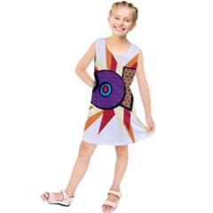 Comic Book Pop!  Kids  Tunic Dress
