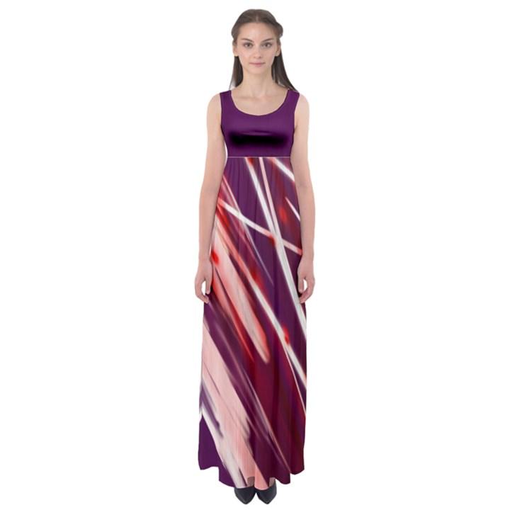 Purple Light Flower Julie Dress