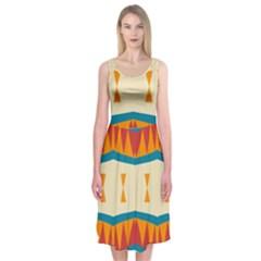 Midi Sleeveless Dress