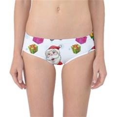 Xmas Patterns  Classic Bikini Bottoms