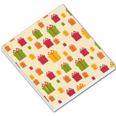 Christmas Gift Box Vector Seamless Pattern Vector Small Memo Pads