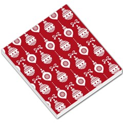 Abstract Christmas Seamless Background Vector Graphic Small Memo Pads