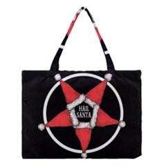 Hail Santa Medium Tote Bag