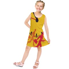 Work Run Kids  Tunic Dress