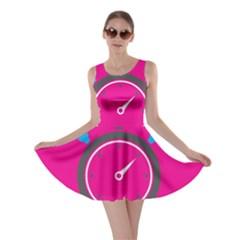 Alarm Clock Houre Skater Dress