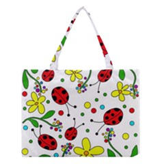 Ladybugs Medium Tote Bag