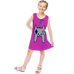 Game Pink Kids  Tunic Dress