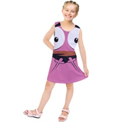 Funny Face Kids  Tunic Dress
