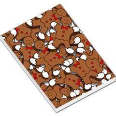 Christmas Candy Seamless Pattern Vectors Large Memo Pads