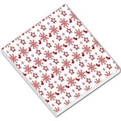 Christmas Pattern  Small Memo Pads