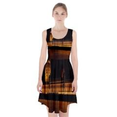 Houses Of Parliament Racerback Midi Dress