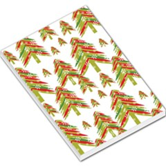Cute Christmas Seamless Pattern Vector    Large Memo Pads