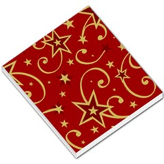 Elements Of Christmas Decorative Pattern Vector Small Memo Pads