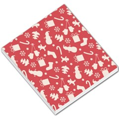 Pattern Christmas Elements Seamless Vector Small Memo Pads