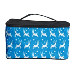 Reindeer Christmas Seamless Vector Cosmetic Storage Case