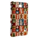 Xmas  Cute Christmas Seamless Pattern Samsung Galaxy Tab 4 (8 ) Hardshell Case  View3