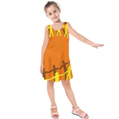 March Line Kids  Sleeveless Dress