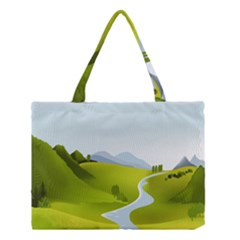 Scenery Medium Tote Bag