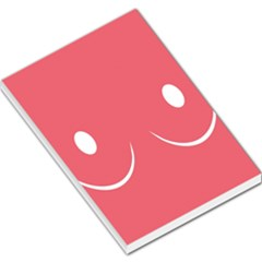 Sign Large Memo Pads