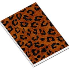 Skin5 Black Marble & Brown Marble Large Memo Pads