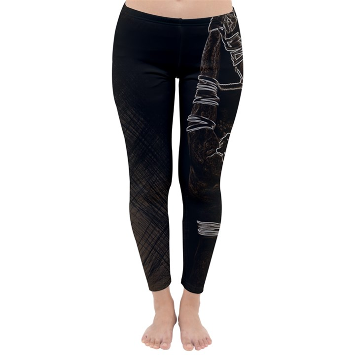 The Logan Winter Leggings