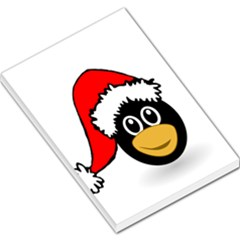 Christmas Animal Clip Art Large Memo Pads