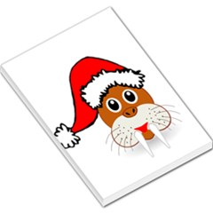 Child Of Artemis Christmas Animal Clipart Large Memo Pads