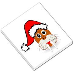 Child Of Artemis Christmas Animal Clipart Small Memo Pads