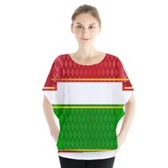 Christmas Banners Clipart Blouse