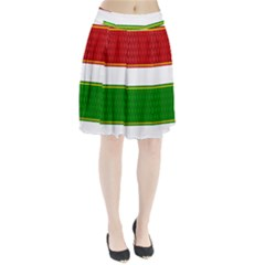 Christmas Banners Clipart Pleated Skirt