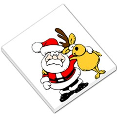 Christmas Santa Claus Small Memo Pads