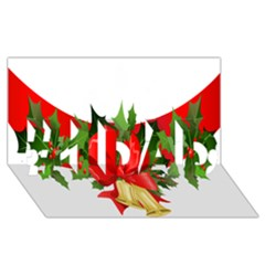 Christmas Clip Art Banners Clipart Best #1 Dad 3d Greeting Card (8x4)