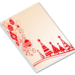 Christmas Clipart Wallpaper Large Memo Pads
