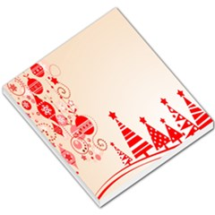 Christmas Clipart Wallpaper Small Memo Pads